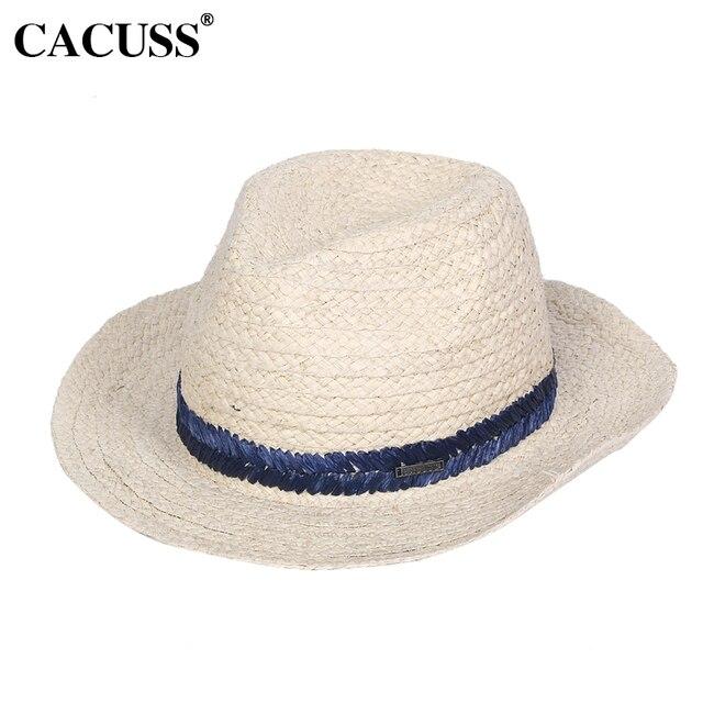 Cacuss Luxury Handmade Straw Sun Hats Women Summer Wide Brim Hat Bucket  Caps For Elegant Ladies Hot Sale 82d0c83cce1