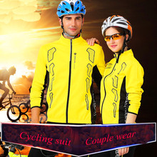 Cycling Clothing Set Mens Womens Road Bike Clothes Jersey Autumn Winter Man Female Sport Suits Couple Wear