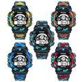 Splendid famosa marca ao ar livre multifunções à prova d ' água kid criança menino moda esportes relógio eletrônico pulseira Relogio