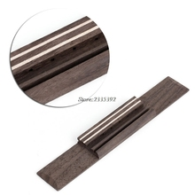 1Pc 6 String Bridge Rosewood Guitar Parts For Classical Acoustic Guitar