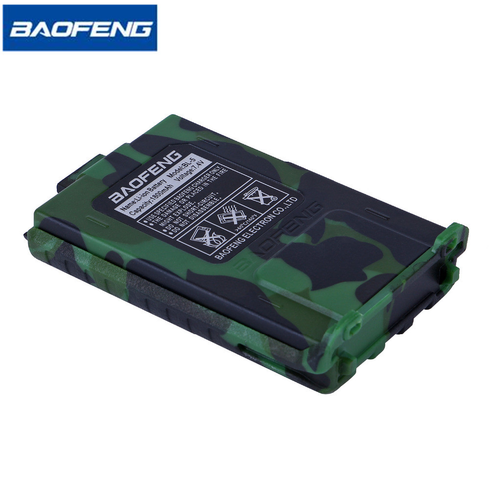 Baofeng UV 5R original-akku Kapazität funksprechgerät batterie 1800 mAh für Baofeng UV-5R UV-5RE UV5RE zwei-wege-radio