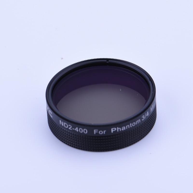 3 in 1 Bundle CPL Polarizer ND2-400 Graydual Gray Lens Filter For DJI Phantom 3 3A 3P 4K SE Phantom 4 Gimbal Camera Spare Parts