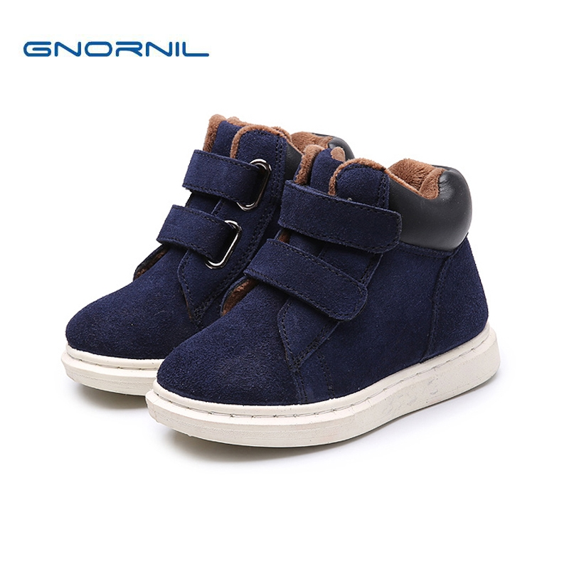 Clearance Sale Kids Boots Genuine Leather Boys Girls Boots Toddler Baby Winter Children Casual ...