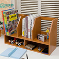 Creative simple Rui US special small desktop bookshelf desk small bookcase Shelves table storage rack mini bookshelf