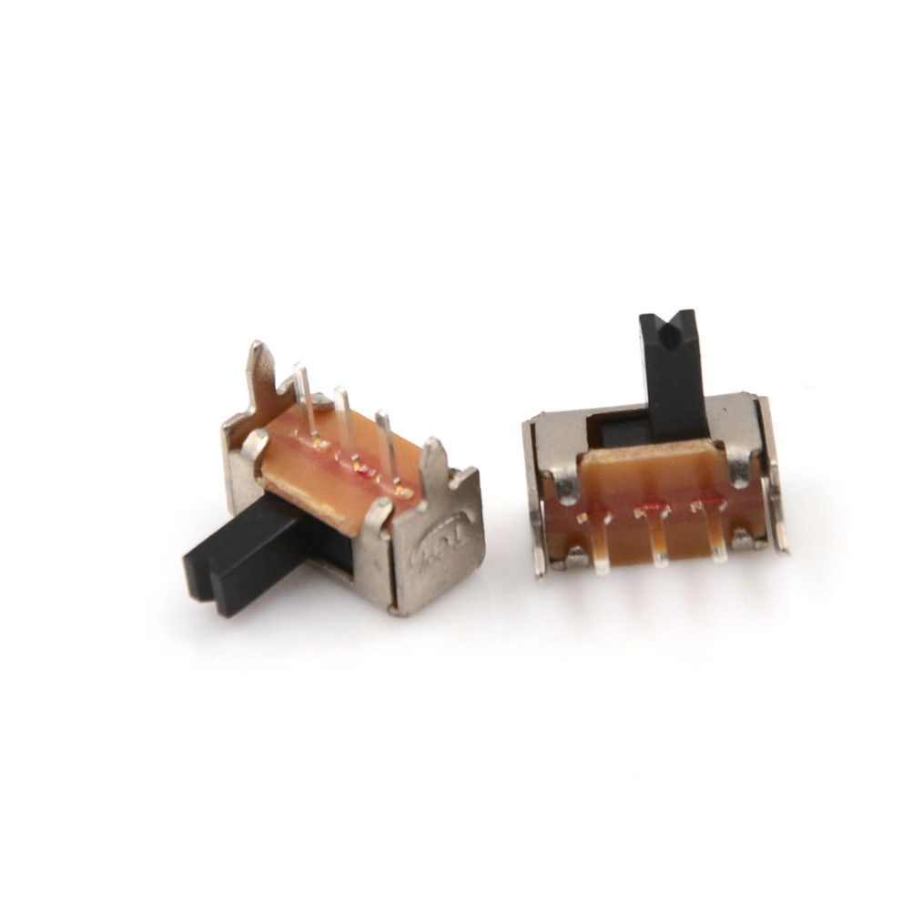 Image 3 - 10PCS Wholesale Toggle Switch SK12D07VG3 Stents Small Toggle Switch/3 Mm High Miniature Slide Switch Side Knob-in Switches from Lights & Lighting