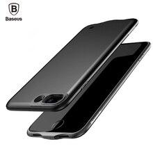 BASEUS внешний Батарея Зарядное устройство чехол для iPhone 7/7 Plus 2500/3650 мАч Портативный Мощность Bank пакет резервного копирования Батарея чехол
