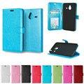 Case for Microsoft Nokia Lumia 640XL / 640 XL / Lumia640XL LTE Dual Flip Case Phone Leather Cover for Nokia RM RM-1064 RM-1065