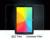 Mejor calidad 2.5D 9 H Anti-añicos de Cristal Templado de cine para LG G Tablet 10.1 LG-V700 Premium protector de Pantalla frontal HD lcd películas