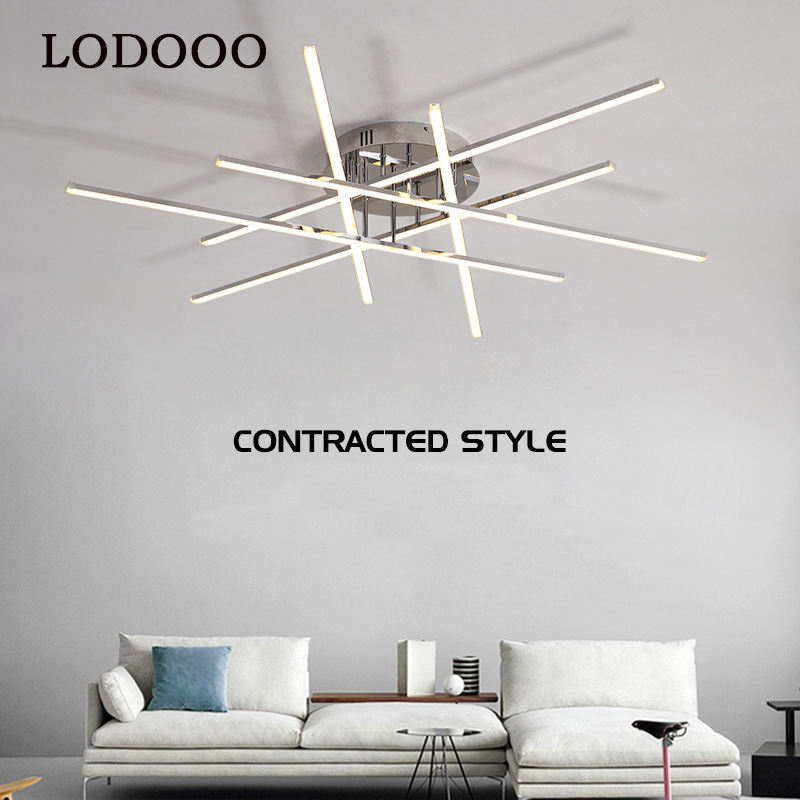 Modern Led Ceiling Lights for Living Room Kitchen Ceiling Lamp with Remote Control Flush Mount Ceiling Light Circular Lamp lustre flush mount led modern crystal ceiling lamp lights with 1 light for living room lighting free shipping