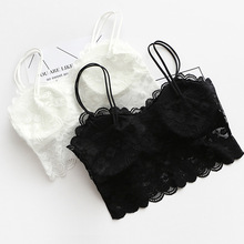 US $2.4 |Women Sexy Vest Chest Padded Tank Tops For Women Wearing Fitness Underwear Lace bralette crop top Ladies-in Tank Tops from Women's Clothing on Aliexpress.com | Alibaba Group