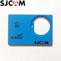 SJCAM-Panel frontal para cámara de acción deportiva SJ4000, accesorios Wifi, placa frontal, impermeable