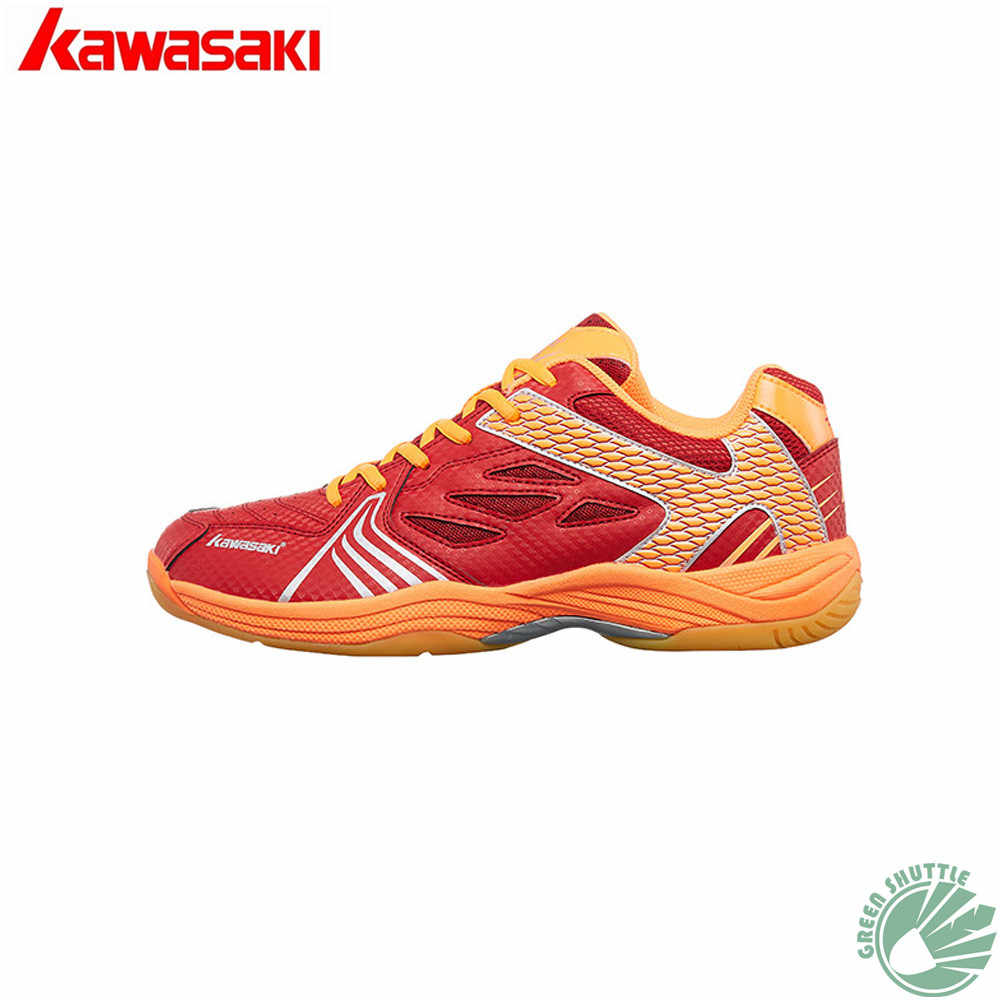 2019 Professional Kawasaki Badminton Shoes K-070 K-071 Wear-resistant rubber outsole Men And Women Sneakers