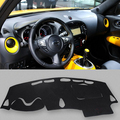 car aoto dashmats car-styling accessories dashboard cover for nissan juke 2011 2012 2013 2014 2015 2016 2017