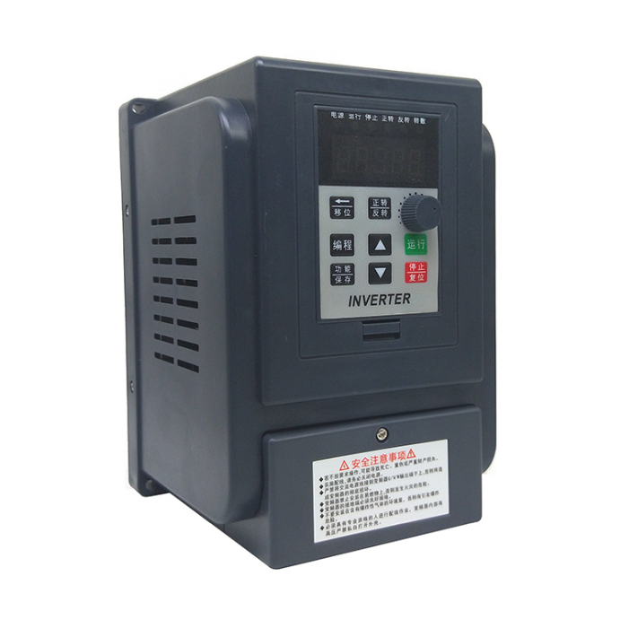 Frequency converter AT4 2.2kw 220-380 single phase 220v household INPUT and  three phases  380v outputFrequency converter AT4 2.2kw 220-380 single phase 220v household INPUT and  three phases  380v output