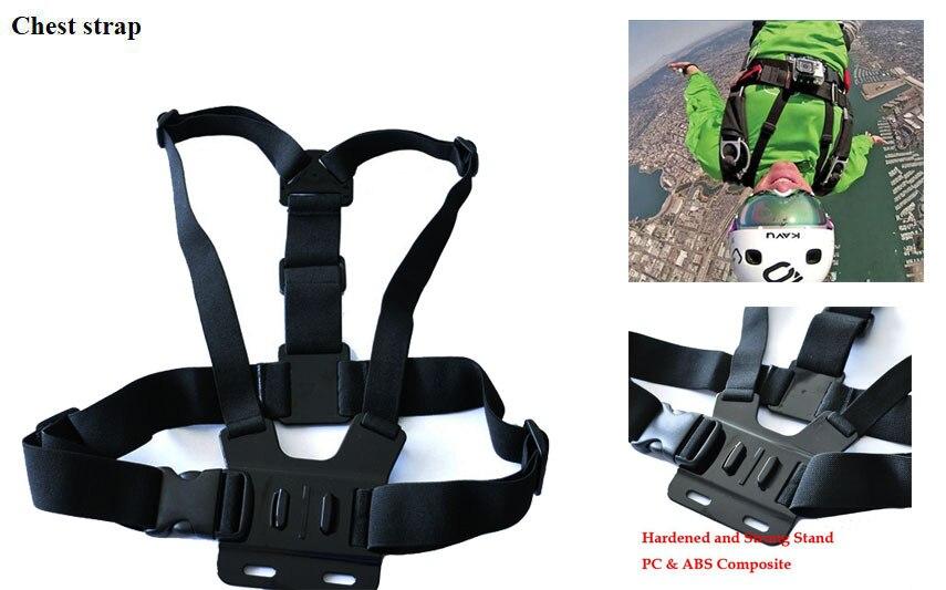 mounts to go pro acessorios Borstband schroefvlotter voor Gopro Hero - Camera en foto - Foto 3