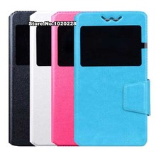 ZTE S2003 case cover leather 5 inch case for ZTE Geek 2 phone case UP Down ZTE S2003 case leather+gift