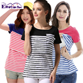 Emoción Mamás ropa de cuidado de enfermería de Maternidad ropa de Maternidad tops Lactancia Materna Tops para Mujeres Embarazadas de la Maternidad T-shirt