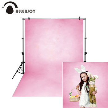 цена на Allenjoy photophone background pink pure color old master abstract photo studio photocall PHOTOSESSION photography backdrops