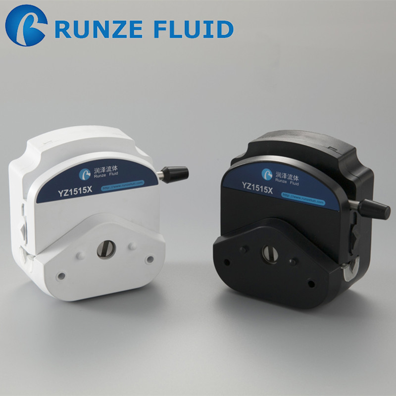 Big Flow Rate Chemicals Peristaltic Dosing Pump Head