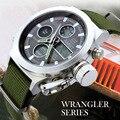 Армия Кварцевые Часы Мужчины Luxury Brand AMST Dive СВЕТОДИОДНЫЙ Цифровой Часы Спорт Военная Подлинной Кварцевые Часы Мужчины Relogio Masculino