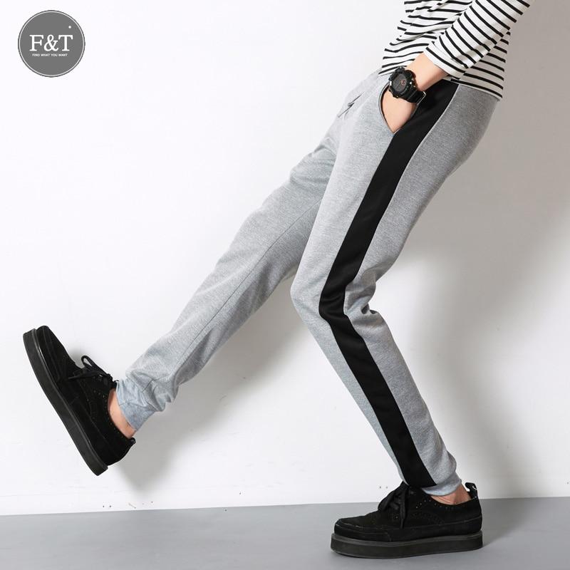 Men Pants Spring 2016 Autumn Millitary Crime Hip-hop Fashion Jogger Sweat Harem Casual Pants Slimming Harem Pants Plus Size 5XL