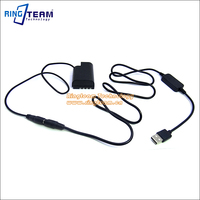 DMW BLF19E DMW DCC12 Coupler USB Cable Adapter Fits Power Bank DC 5V 2A For Panasonic