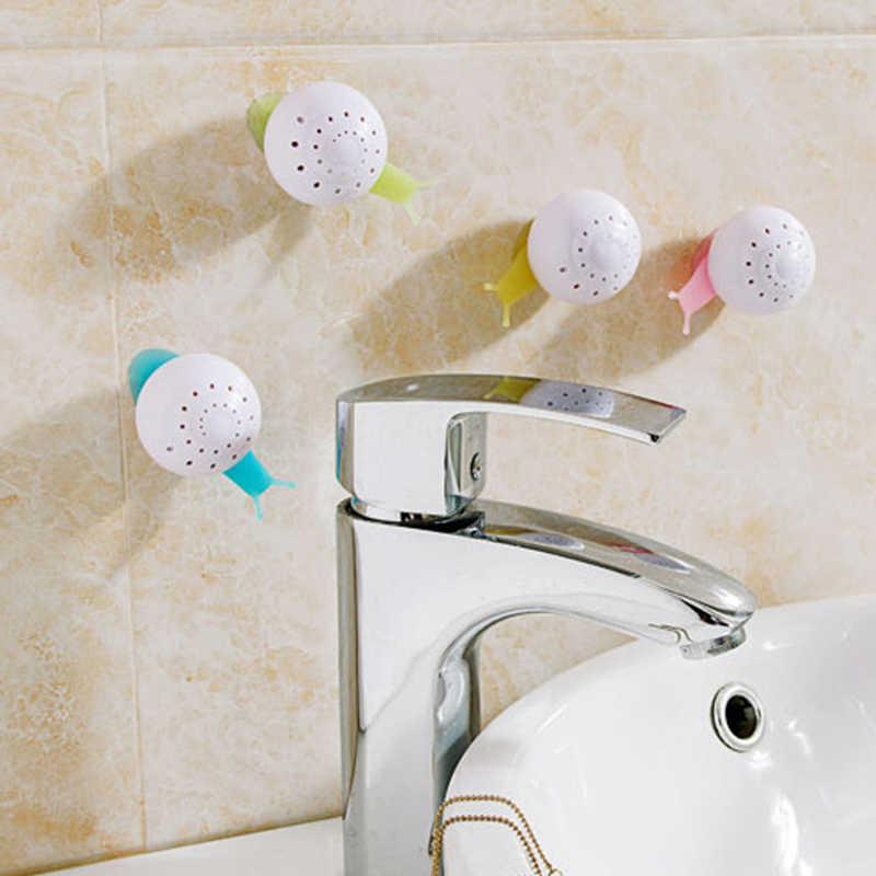 Nowy kryty odświeżacz powietrza śliczne ślimak kształt przyssawka szafa sypialnia toaleta wc dezodorant odświeżacz powietrza stałe TSLM2