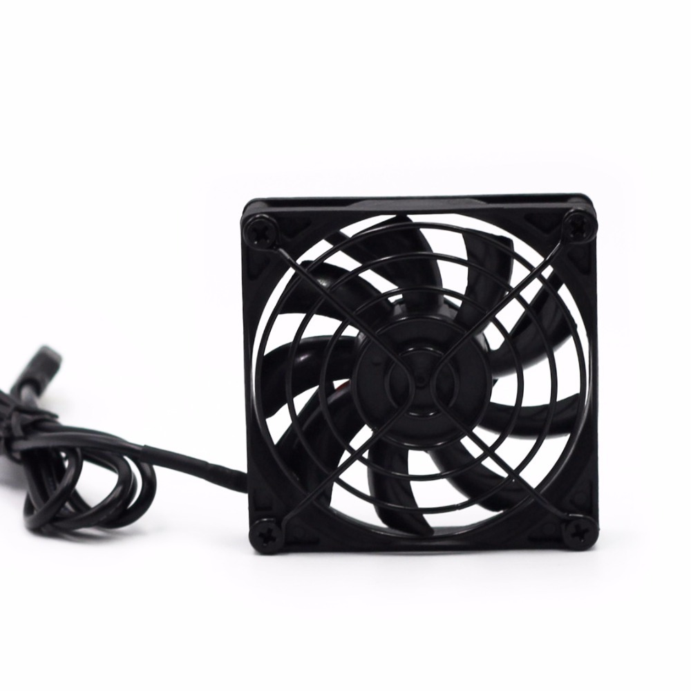 Computer Components Fan Cooling Able 2 Pcs 5v Cooling Fan 80mm X 80mm X 15mm Usb Plastic Universal Cooling Cooler Pc Cpu Fans Airflow For Computers