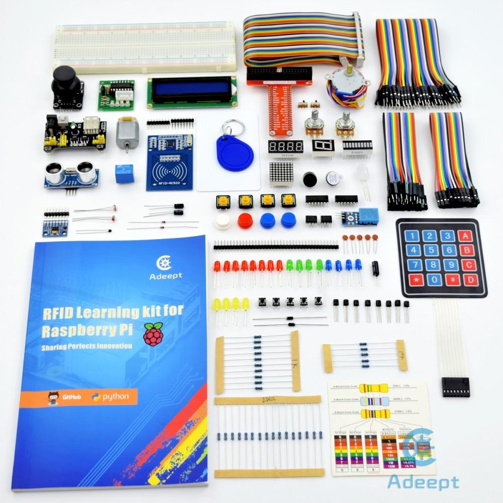 Adeept DIY Electric Νέο κιτ εκκίνησης RFID για το - Παιχνίδια και αξεσουάρ - Φωτογραφία 2