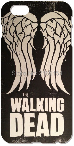 2016 Daryl Dixon Symbol Walking Dead Cover For Iphone 5s Se 5c 6 6s