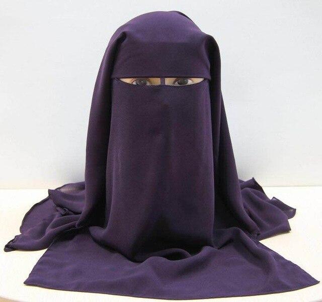 Image 2 - HOT LONG MUSLIM MASK ISLAMIC VEIL niqabveil longveil islamveil mask
