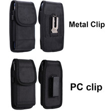 Bolsa para Smartphone LANCASE, riñonera para smartphone, riñonera, cinturón, Clip para iphone 7/8/6/X/XR/XS para Samsung S10/S10e