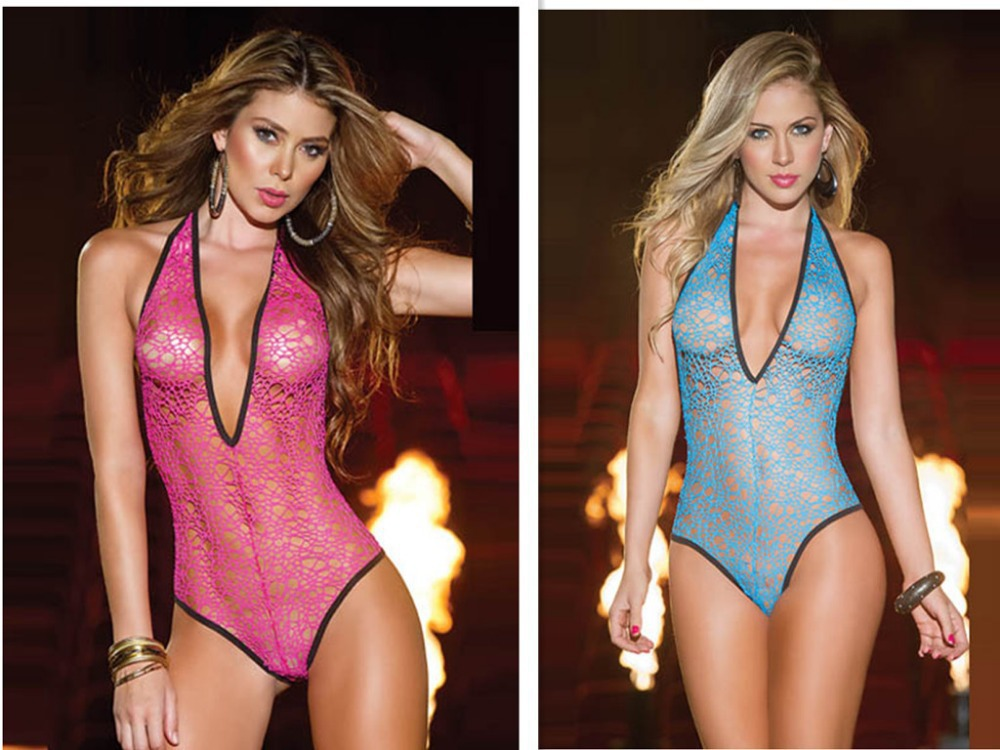 2015 Sexy Hollow Unique One Piece Bathing Suits Swimming -3191