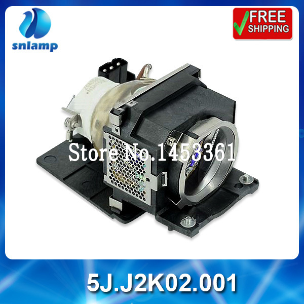 Replacement Projector Lamp 5J.J2K02.001 with housing for W500Replacement Projector Lamp 5J.J2K02.001 with housing for W500