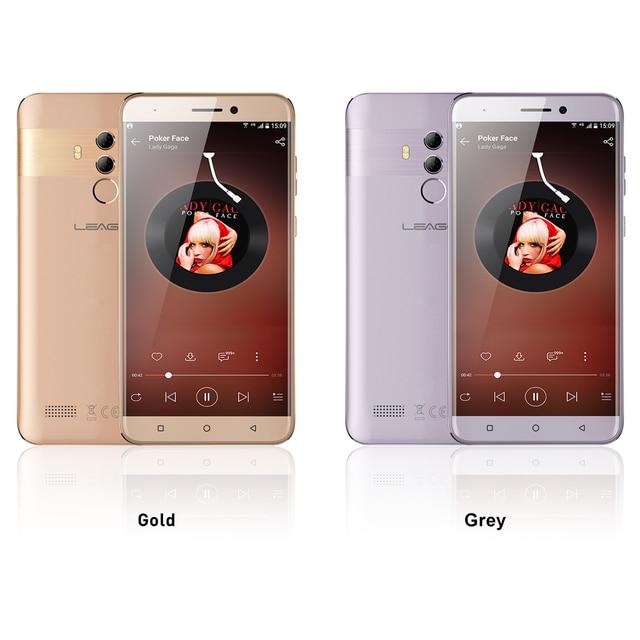 LEAGOO T8s Face ID Smartphone 5.5 'FHD Incell RAM 4GB ROM 32GB Android 8.1 MT6750T Octa Core 3080mAh podwójne aparaty 4G telefon komórkowy