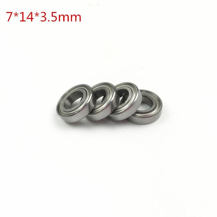 Подшипник для осевых осей SCX10, 90046, 7х14х3,5 мм