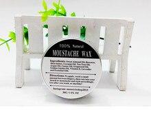 BEST Mustache Wax & Beard Wax 100% Natural Grooming Wax for Moustache Grooming and Beard Growing Salve for Men Beard Oil
