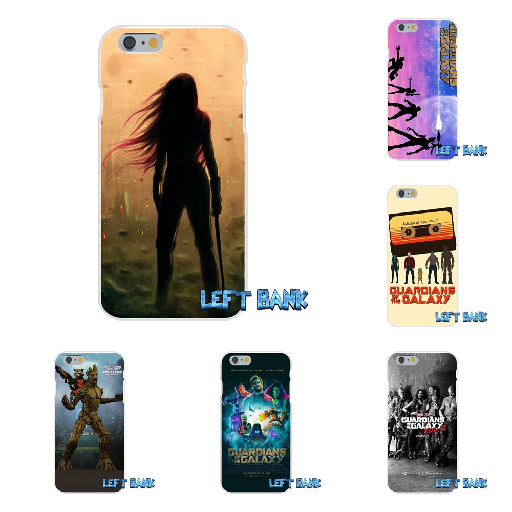 Guardians Of The Galaxys Slim Silicone Case For Huawei G7 P8 P9 p10 Lite 2017 Honor 5X 5C 6X Mate 7 8 9 Y3 Y5 Y6 II