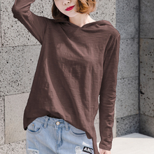 Camisetas y top algodón