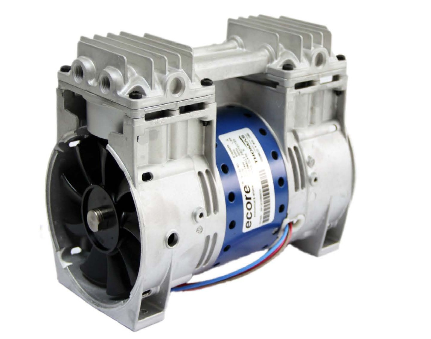 Thomas E160N42 Oil-free vacuum pump for built-in non-standard automation equipment for cutting machines manka care 110v 220v ac 50l min 165w small electric piston vacuum pump silent pumps oil less oil free compressing pump
