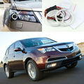 Para Acura MDX 2007 2009 2010 2011 Excelente Ultrabright led Angel Eyes iluminação smd led Angel Eyes kit de Halo Anel