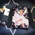 Бесплатная Доставка Аниме Манга Card Captor Sakura Толстовка Толстовки Мужчины 001