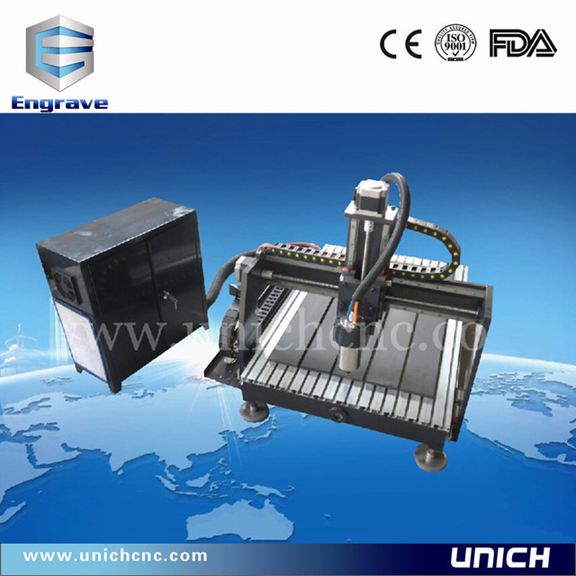 Unich and outstanding cnc router wood/mini cnc router/cnc cutting ...