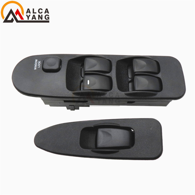 Front left right Power Master Window Switche MR740599 MR792851 MR915962 MR792845 for MITSUBISHI Carisma DA 1995-2006