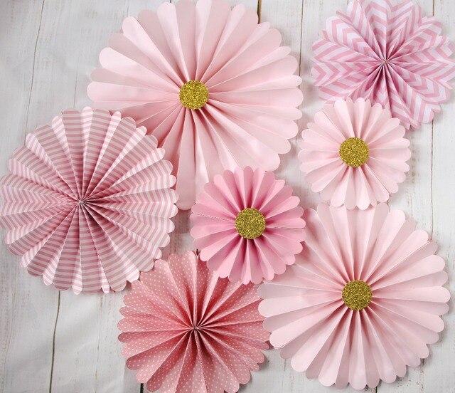 Aliexpress buy pink pinwheel backdrop for valentine sweet 16 pink pinwheel backdrop for valentine sweet 16 engagement boho party paper flower backdrop mightylinksfo