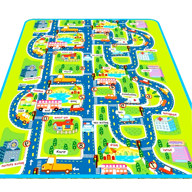 Baby Toy Rug: Baby Play Mats Baby Toys Mat Mat Children Developing ᗛ Rug