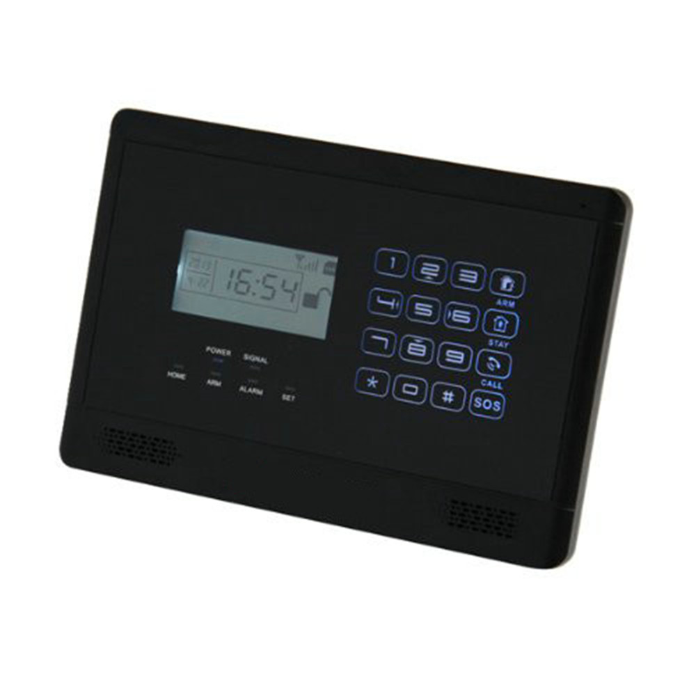 99 wireless defense zones GSM Burglar Alarm System 99 wireless defense zones pstn intruder alarm system