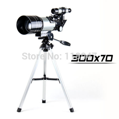 Entry-level Zoom HD Outdoor Monocular Space Astronomical Telescope With Portable Tripod(Erect Image Optics) 10x zoom telescope lens with tripod