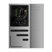 New MP3 Music Player 1 8 Screen 8GB Built In Speaker Metal Body Lossless Audio APE