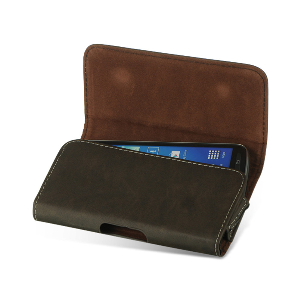 Flip Magnetic Wallet Leather Belt Clip Phone pouch for iPhone 5 6 7 8 M